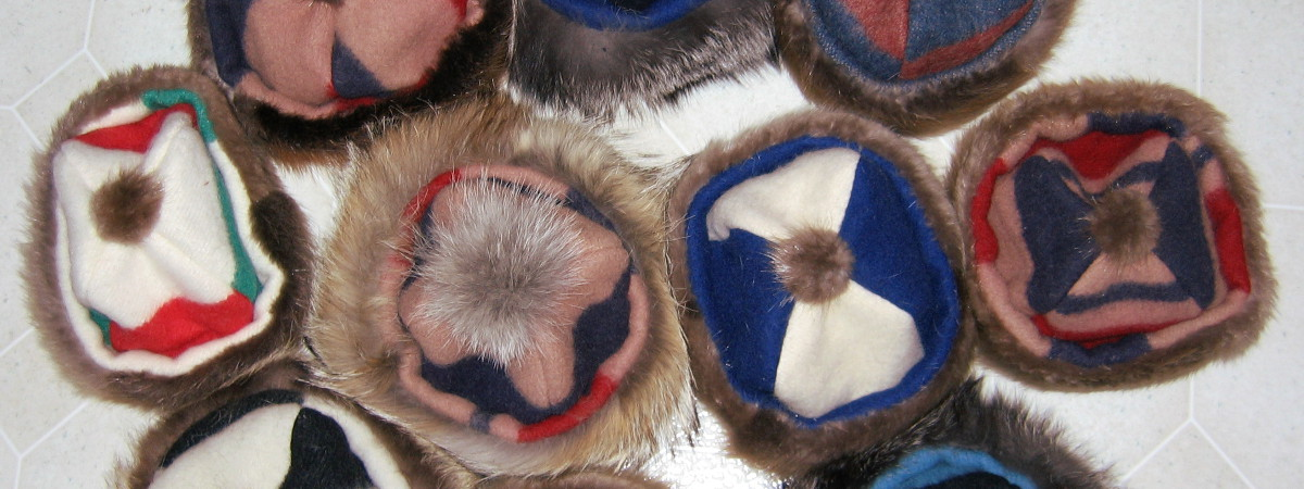 Hand Crafted Fur Hats